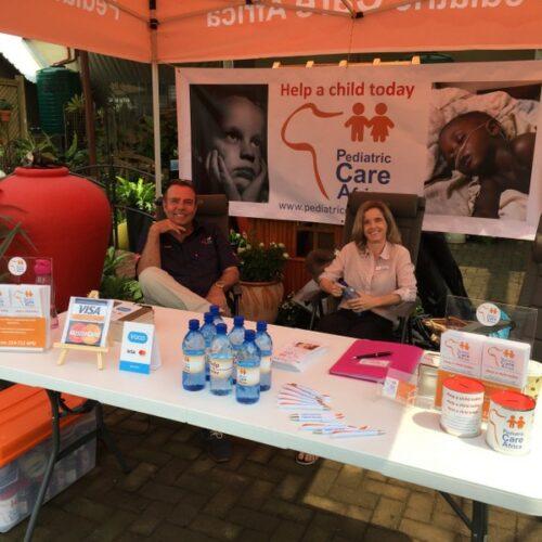Weekend of 8 & 9 September 2018 – Fundraising at Montana Garden Pavilion Nursery in Nelspruit
