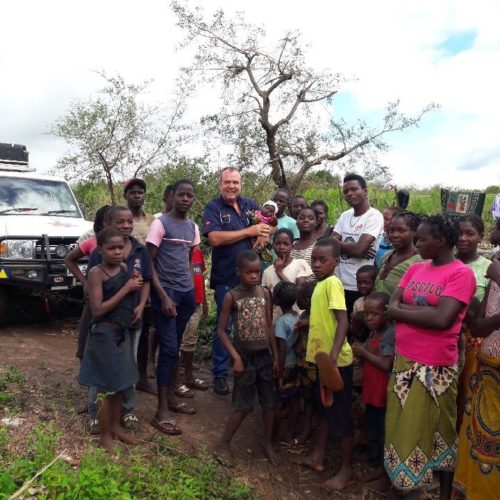 Update from Dr Andre Hattingh regarding the current situation in Mozambique
