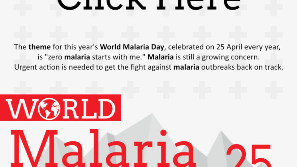World Malaria Day 002