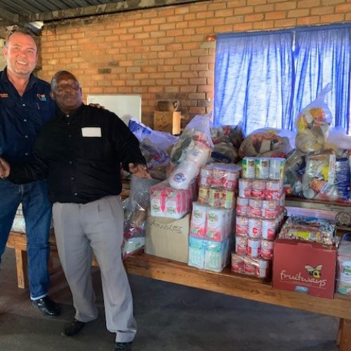 Pediatric Care Africa visits Soli-Deo-Gloria Care Centre in Lydenburg on 15th May 2019