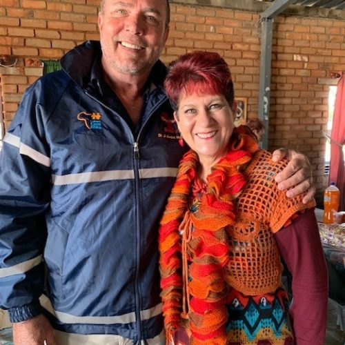 Lydenburg flu inoculations 2019 – Together with sister Kathy Du Beer from Laeveld Pharmacy in White River we headed to Soli-Deo-Gloria care Centre in Lydenburg.