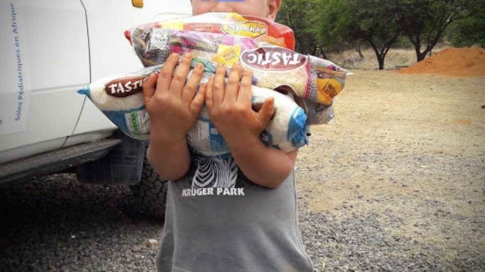 Boy carrying food (Edited)