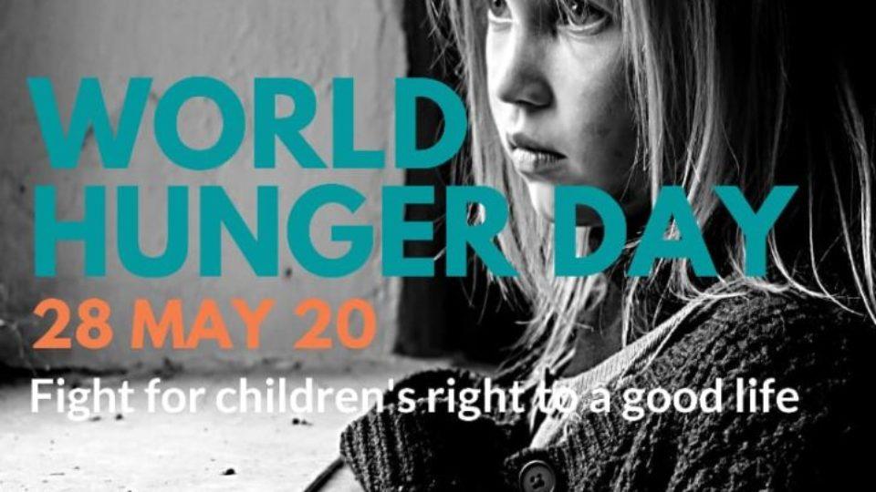 World hunger day 2
