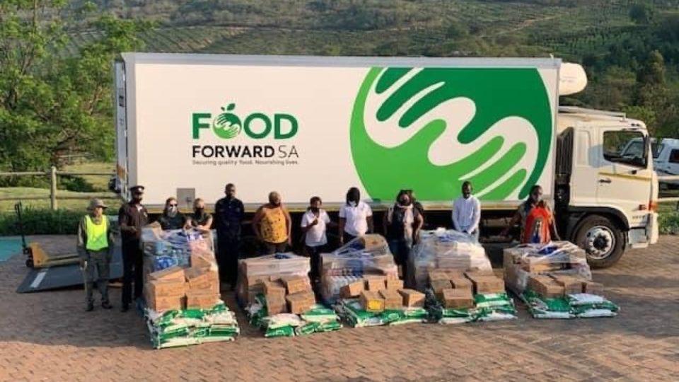 foodforward truck