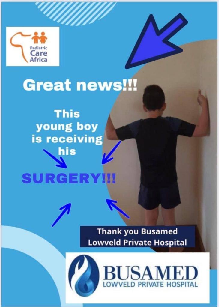 Busamed surgery
