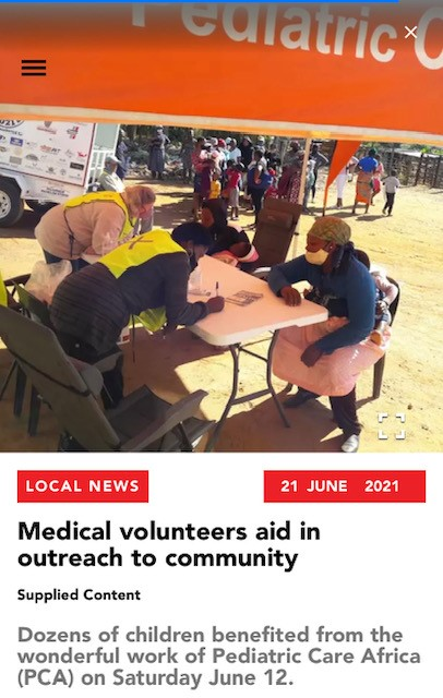 Lowvelder Medical Outreach